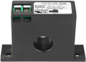 Transmisor de sensor de corriente, convertidor de corriente-corriente SZT15-CH-420E 0-50A