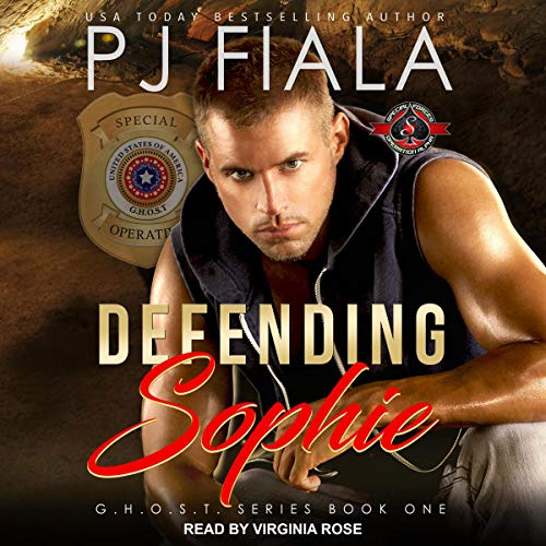Defending Sophie audiobook cover art