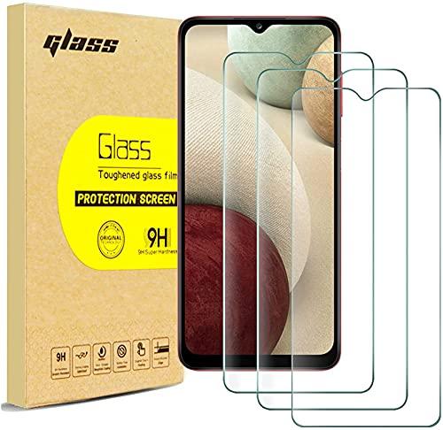 MIYOYE Pacote com 3 protetores de tela para Nokia X7.1 [vidro temperado] - [antiarranhões] - [sem bolhas] - [fácil instalação] - [resistente a arranhões] - [dureza 9H] para Nokia X7.1