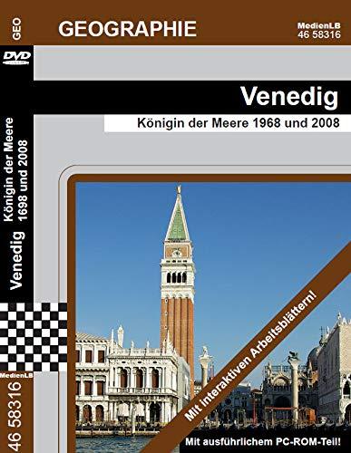 Venedig - Königin der Meere 1968 und 2008 (2 DVDs) Nachhilfe geeignet, Unterrichts- und Lehrfilm