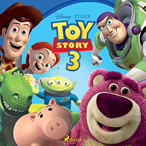 Toy Story 3 cover art