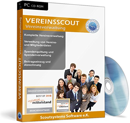 Vereinsscout - Vereinsversion