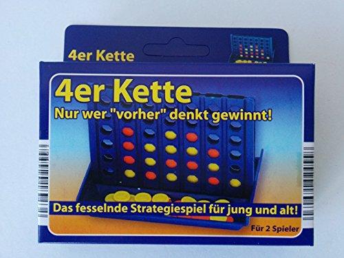 Global 4er Kette - Das Strategiespiel für Jung und Alt