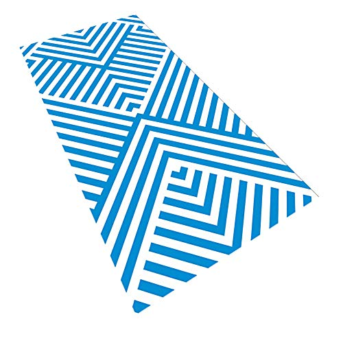 PFLife Strandtuch mikrofaser Badetuch 160x80,Ultra Leicht und Kompakt Sandabweisend Schnelltrocknend, Das ideale Strandtuch Badetuch auf Schwimmen (Blau)