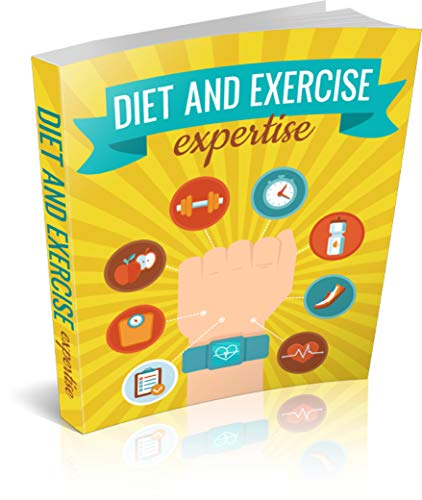 Free MRR eBook - Diet and Excercise Expertise (English Edition)