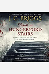 Death at Hungerford Stairs (The Charles Dickens Investigations Series): 2 Audio CD