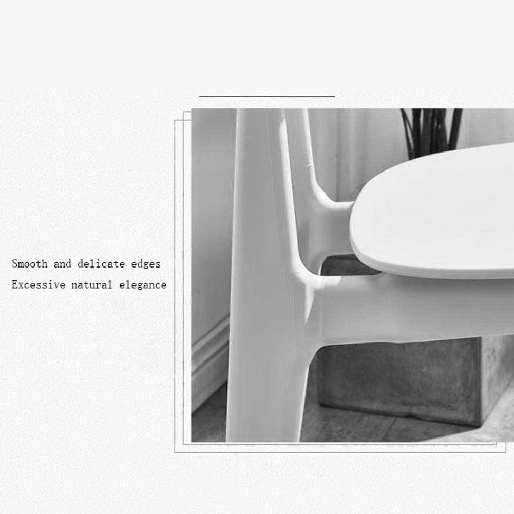 YAYYZ Chaise de Salle à Manger Jambes en Bois Massif Naturel avec Rembourrage rembourré Designer Contemporain for Salon de Bureau Cuisine à Manger (Color : Black) Pink