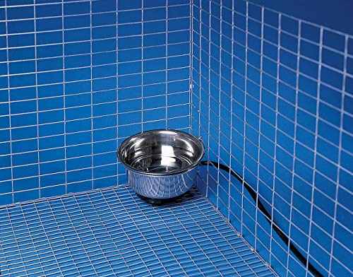 Allied Stainless Steel Heated Pet Bowl