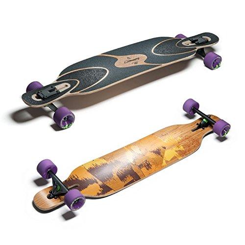 Loaded Boards Dervish Sama 42.8' Flex 3 Completo