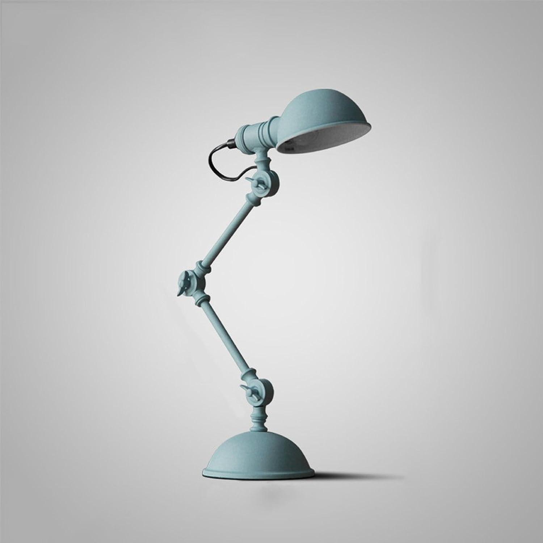 XUE Tischlampe Moderne einfache kreative Study Schlafzimmer Nachttisch Lampe (Material (Material (Material  Metall) B074C47G7H       Bevorzugtes Material  d3bdbd