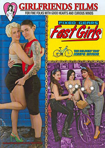 Sex Film dvd Erotisch Fixed Gears Fast Girls (Lesbian) - Girlfriends Films