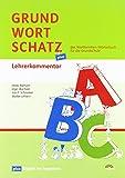 Grundwortschatz plus: Wortfamilien-Wörterbuch für die Grundschule. Lehrerband