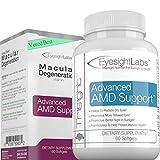 Best Vision Supplements - EyesightLabs® Macular Degeneration Eye Vitamins - AREDS 2 Review
