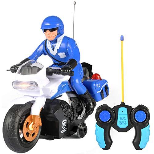 Liberty Imports RC Police Patrol Mo…