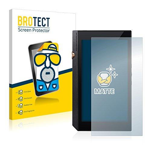 BROTECT 2X Entspiegelungs-Schutzfolie kompatibel mit Pioneer XDP-300R Bildschirmschutz-Folie Matt, Anti-Reflex, Anti-Fingerprint