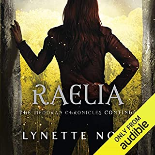 Raelia cover art
