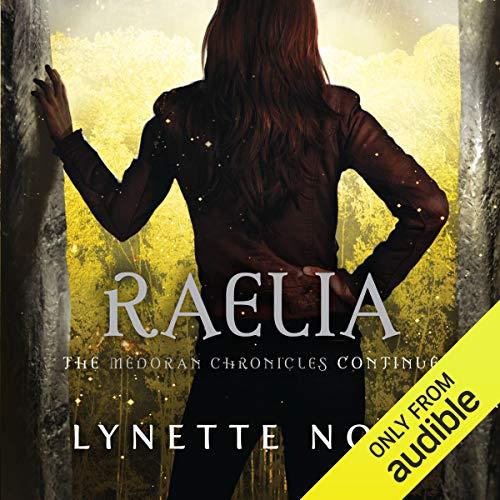 Raelia cover art