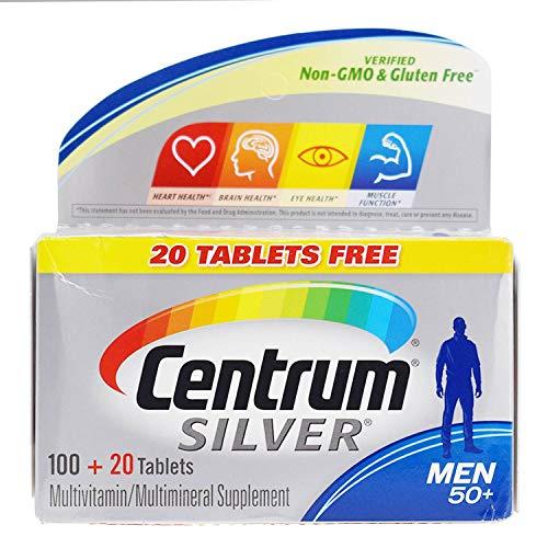 Centrum Slvr Men C Size 100ct Centrum Silver Multivitamin/Multimineral Ultra Men