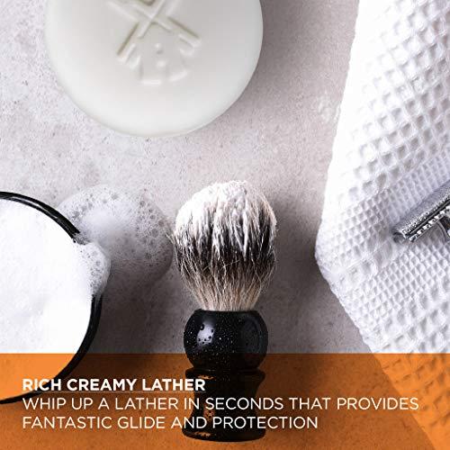 Van Der Hagen Men's Luxury Scented Shave Soap - 3.50 oz