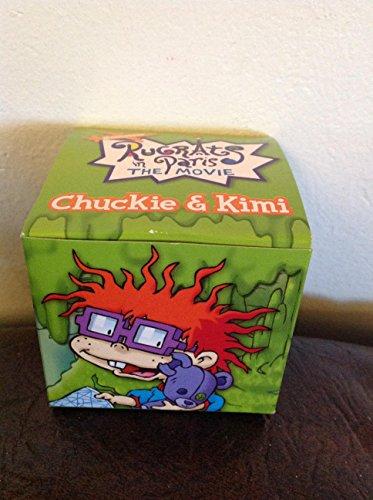 Rugrats in Paris Chuckie & Kimi Chatback Watch - Talking