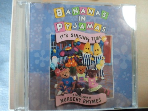 Banana's in Pyjama's - Its Singing Time (Character club)
