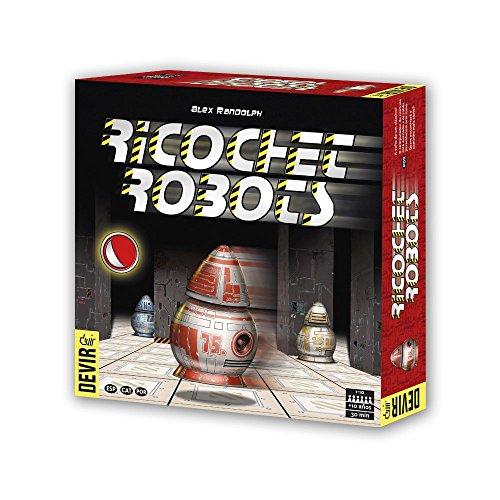 Devir–Ricochet Robots 2017(bgricochet)