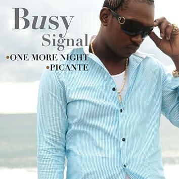 One More Night/Picante [Digital Single]