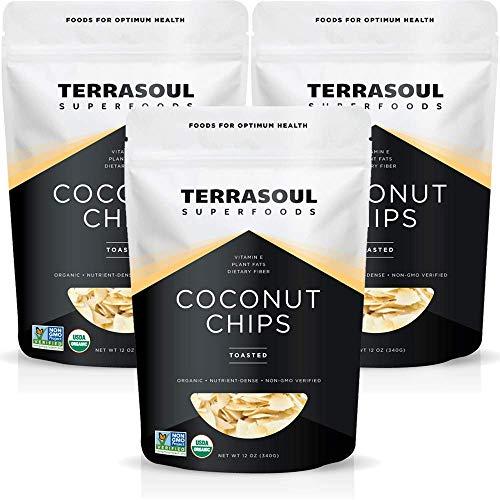 dehydrated coconut chunks - 8