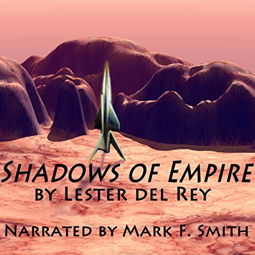Shadows of Empire audiobook cover art