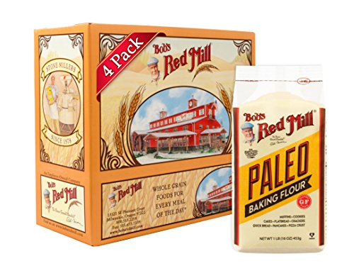 Bob's Red Mill Paleo Baking Flour, 16 Oz (Pack Of 4)