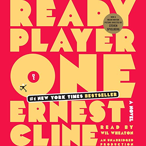 Ready Player One Audiobook By Ernest Cline cover art