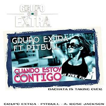 Cuando Estoy Contigo (feat. Pitbull, A. Rose Jackson) [Spanglish Bachata Edit]
