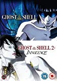 Ghost In The Shell Movie Double Pack (Ghost In The Shell, Ghost In The Shell: Innocence) [Reino Unido] [DVD]