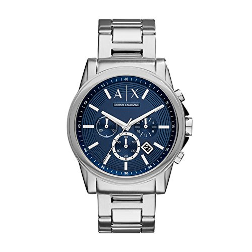 Armani Exchange Herren Analog Quarz Uhr AX2509