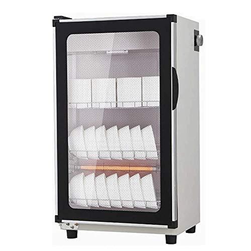 Desinfectie-kast, theekopje, servies, hoge temperatuur, desktop-hangkast, mini roestvrij staal, single deurservies 118L