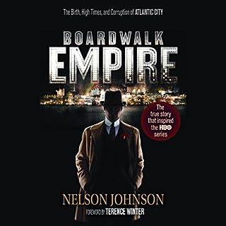 Boardwalk Empire cover art