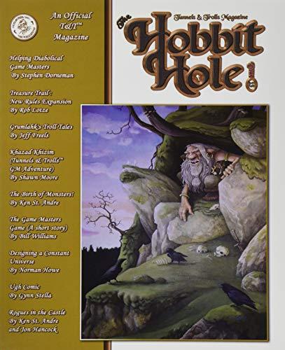 The Hobbit Hole #13: A Fantasy Gaming Magazine (Volume 13)