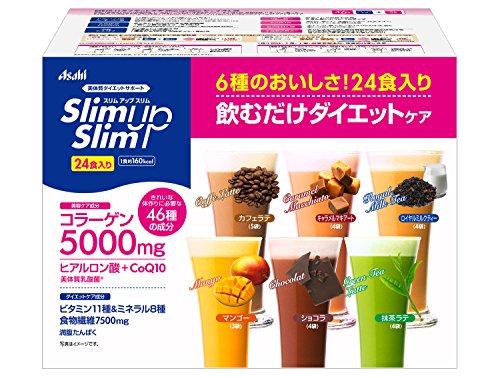 【Amazon.co.jp限定】スリムアップスリム シェイク 24食