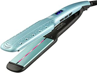 Hair Straightener Professional Hair Straightener Can Adjust The Double Tension Suitable for All Hair Safety Locks and Suit...