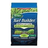 Scotts Turf Builder Triple Action Built For Seeding