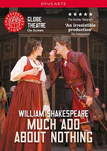 Shakespeare: Much Ado About Nothing (Eve Best/ Joe Caffrey/ Philip Cumbus) [Globe on Screen] [DVD] [2012] [NTSC]