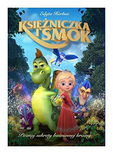 KsiÄĹzniczka i Smok [DVD] (Keine deutsche Version)