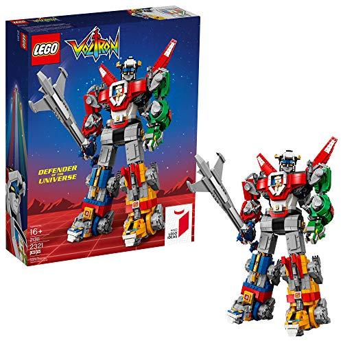 LEGO Ideas Voltron 21311 Building Kit...