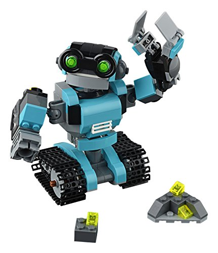 LEGO Creator - Le robot explorateur...