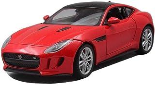 Modelo de Coche Jaguar 01:24 analógica de fundición a presión de Modelo de Coche Ornamentos del Coche Original de simulación de aleación Modelo de Coche de colección de la decoración de Regalos