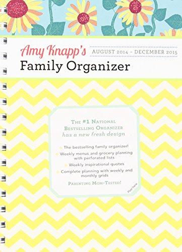 Amy Knapp's Family Organizer August 2014 - December 2015