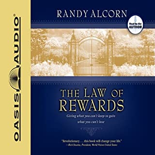 The Law of Rewards audiobook cover art