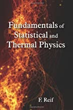 Best statistical physics by f reif Reviews