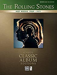 The rolling stones: hot rocks 1964-1971 (bass guitar) guitare