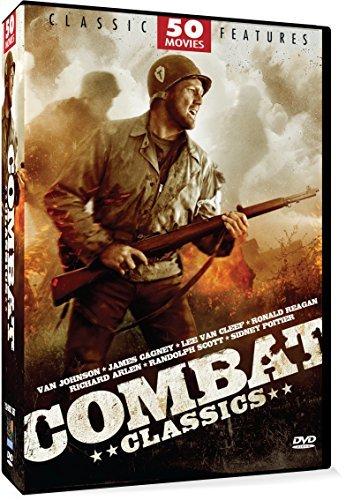 Combat Classics - 50 Movie Pack: The Big Lift - British Intelligence...